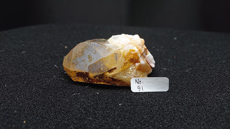 Golden Healer Cluster Crystals No. 51