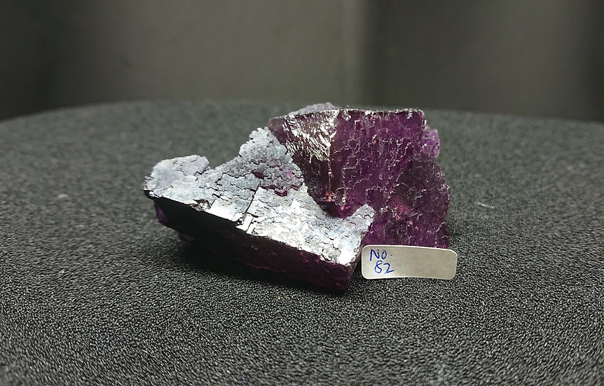 Fluorite Crystal (No. 82)
