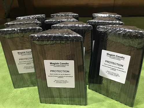 Black Candles - Protection