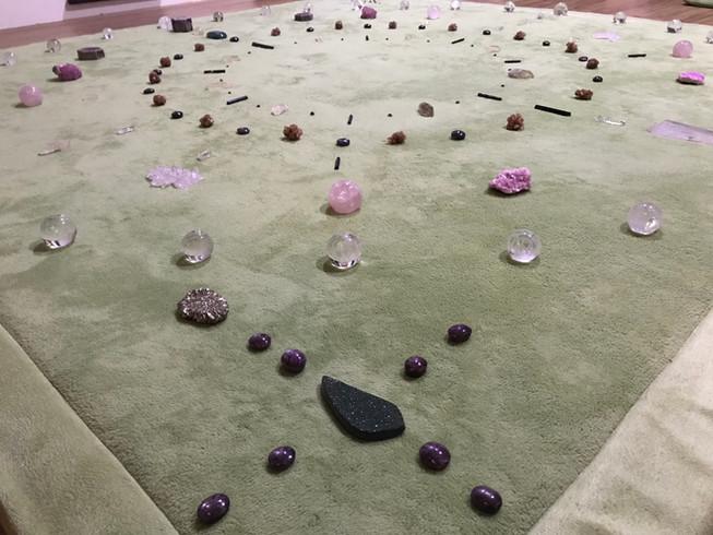 Crystal Mandala Of Totality