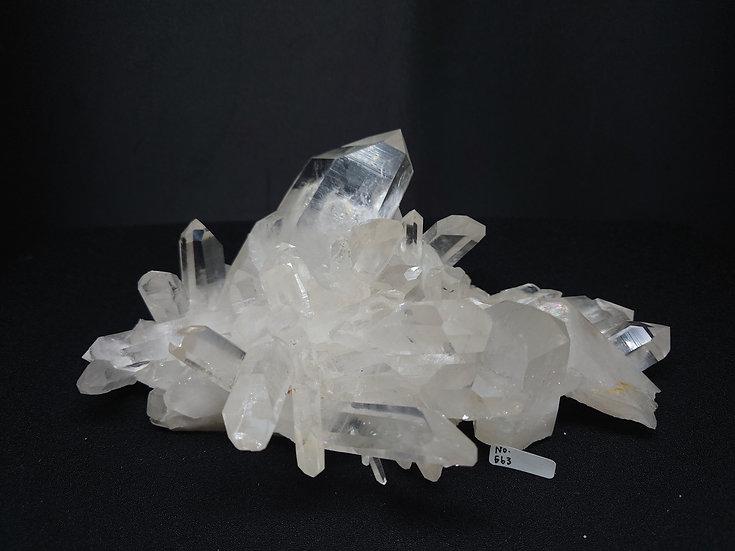 Clear Quartz Cluster (No. 563)