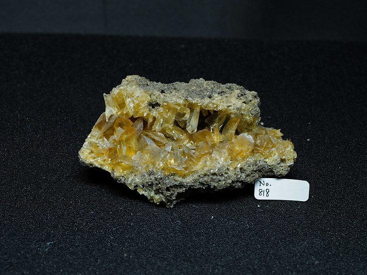 Golden Selenite (No. 818)