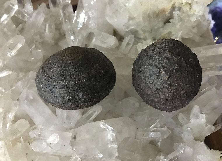 MoQui Crystal - Pair