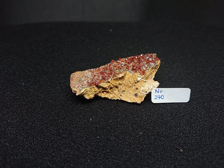 Vanadinite (No. 240)