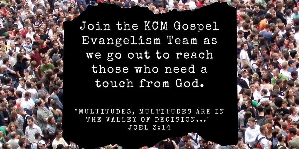 G.E.T. Going with KCM's Gospel Evangelism Team (1)