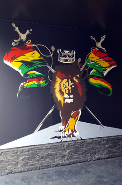 Your Highness | Mural