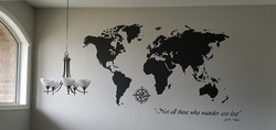 Private Home Mural