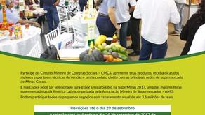 Circuito Mineiro de Compras Sociais Acontece em BH com mais uma palestra de Gustavo Vanucci