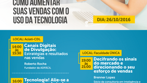 Seminário: Como Aumentar suas Vendas com o Uso da Tecnologia - Participação Especial Gustavo Vanucci
