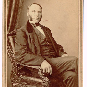 Seeking God's Will: President Lincoln and Rev. Dr. Gurley