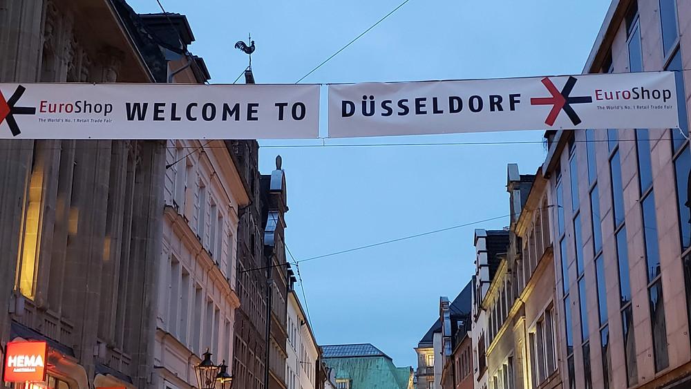 Euroshop 2020 - Welcome to Dusseldorf