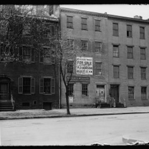 Winfield Scott's Army Headquarters in Washington, 1861
