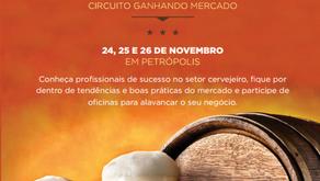Seminário Cerveja Artesanal - 24 à 26 de Novembro - Faça já sua Inscrição!