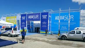 A VANUCCI esteve presente na AquaSur 2016 - IX Feira Internacional de Aquicultura