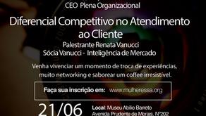 Um evento especial para Mulheres Empreendedoras!!!