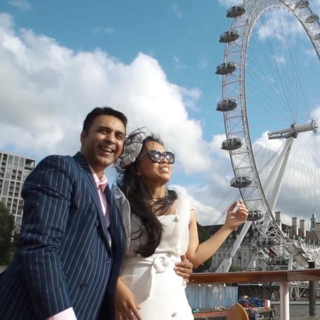 Wedding at Royal Horseguards Hotel