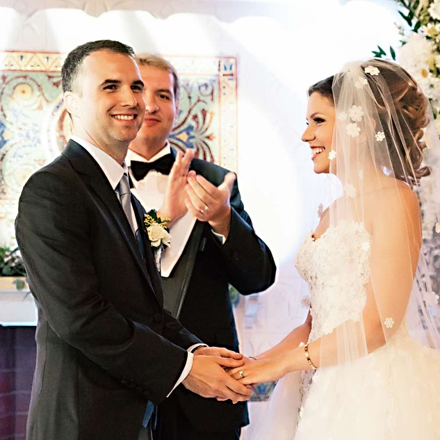 Anca and Alvaro Wedding Ceremony