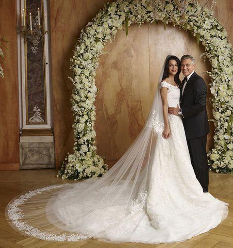 Amal Clooney Andrei Weddings