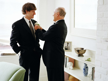 How to Write a Father of the Groom Speech