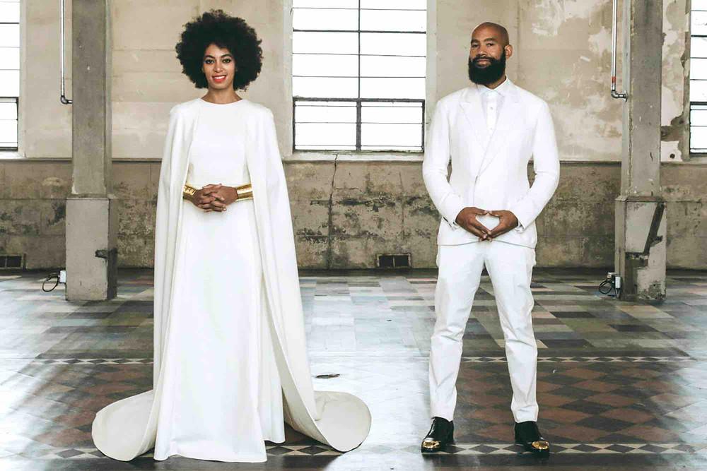 Solange Knowles Andrei Weddings