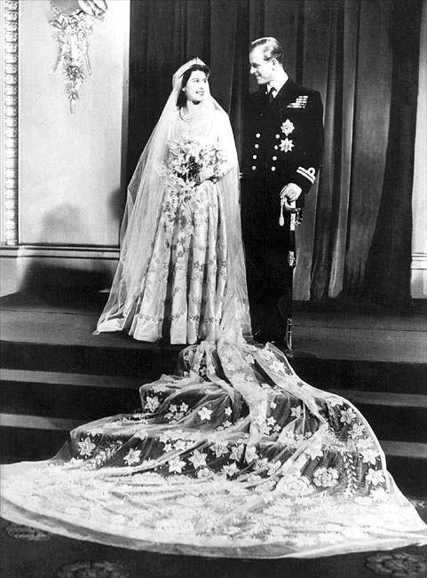 Queen Elizabeth II Andrei Weddings