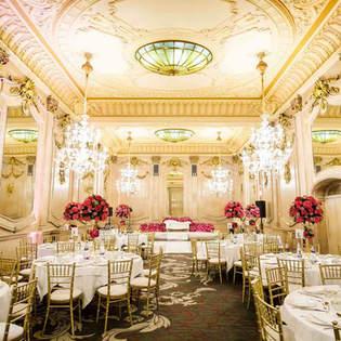Gorgeous Wedding at Le Meridien