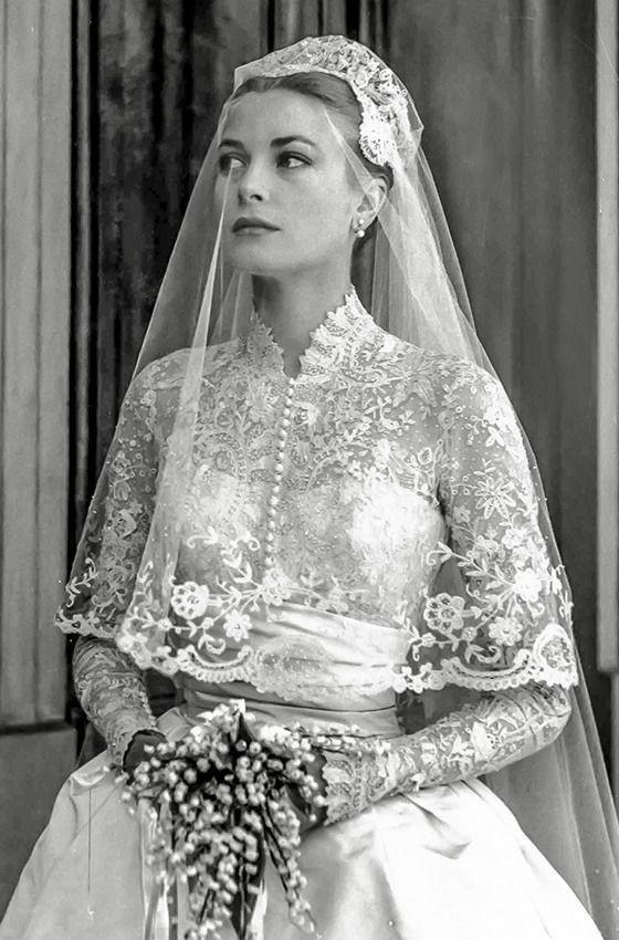 Grace Kelly - Andrei Weddings