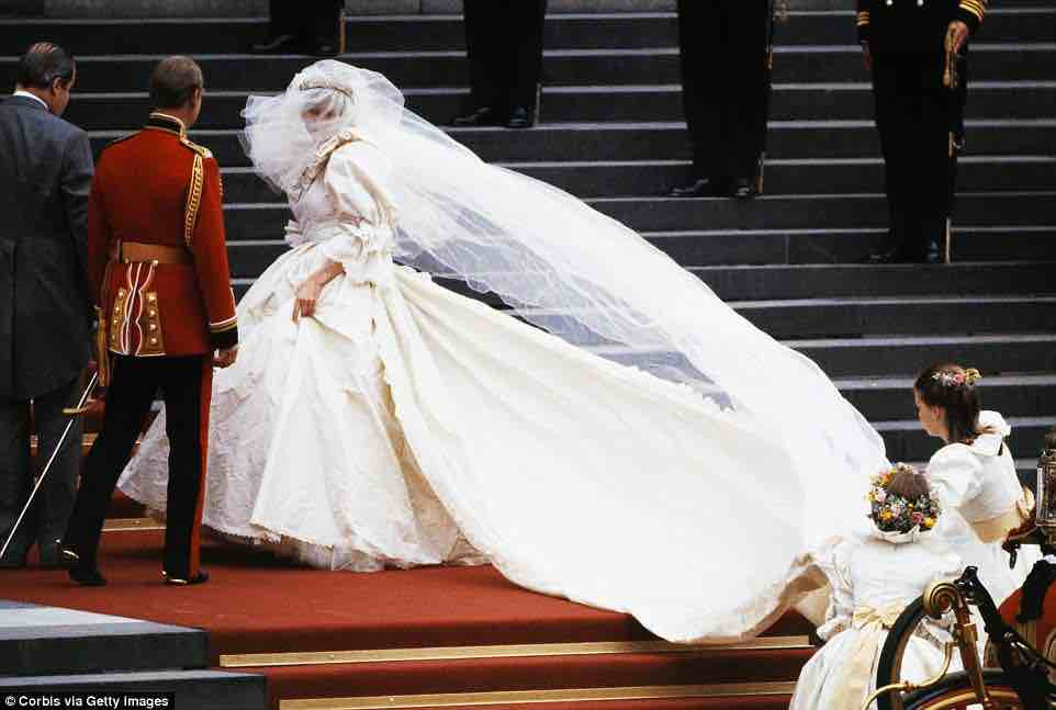 Princess Diana - Andrei Weddings