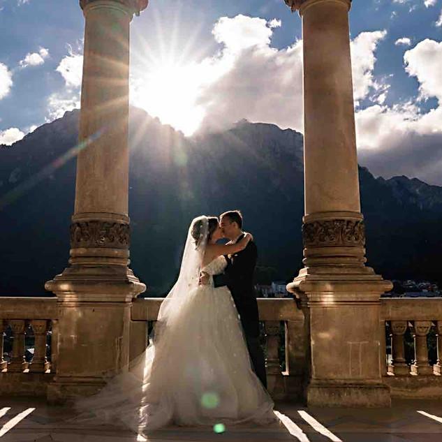 Cantacuzino Castle Destination Wedding
