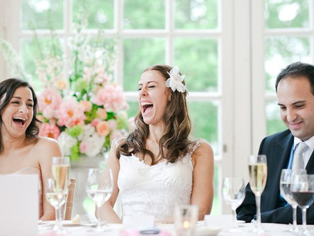 How to Write the Father of the Bride Speech