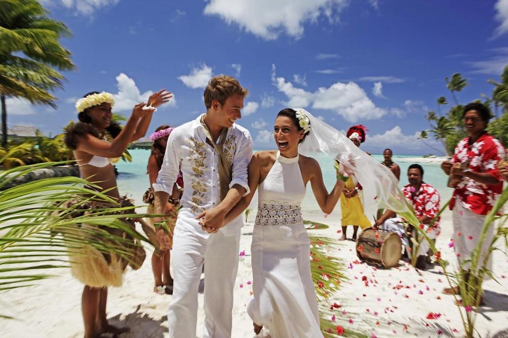 Taha'a Island wedding video