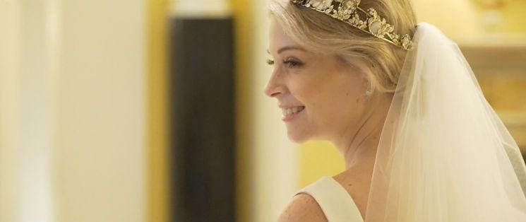 Bride at Clariges