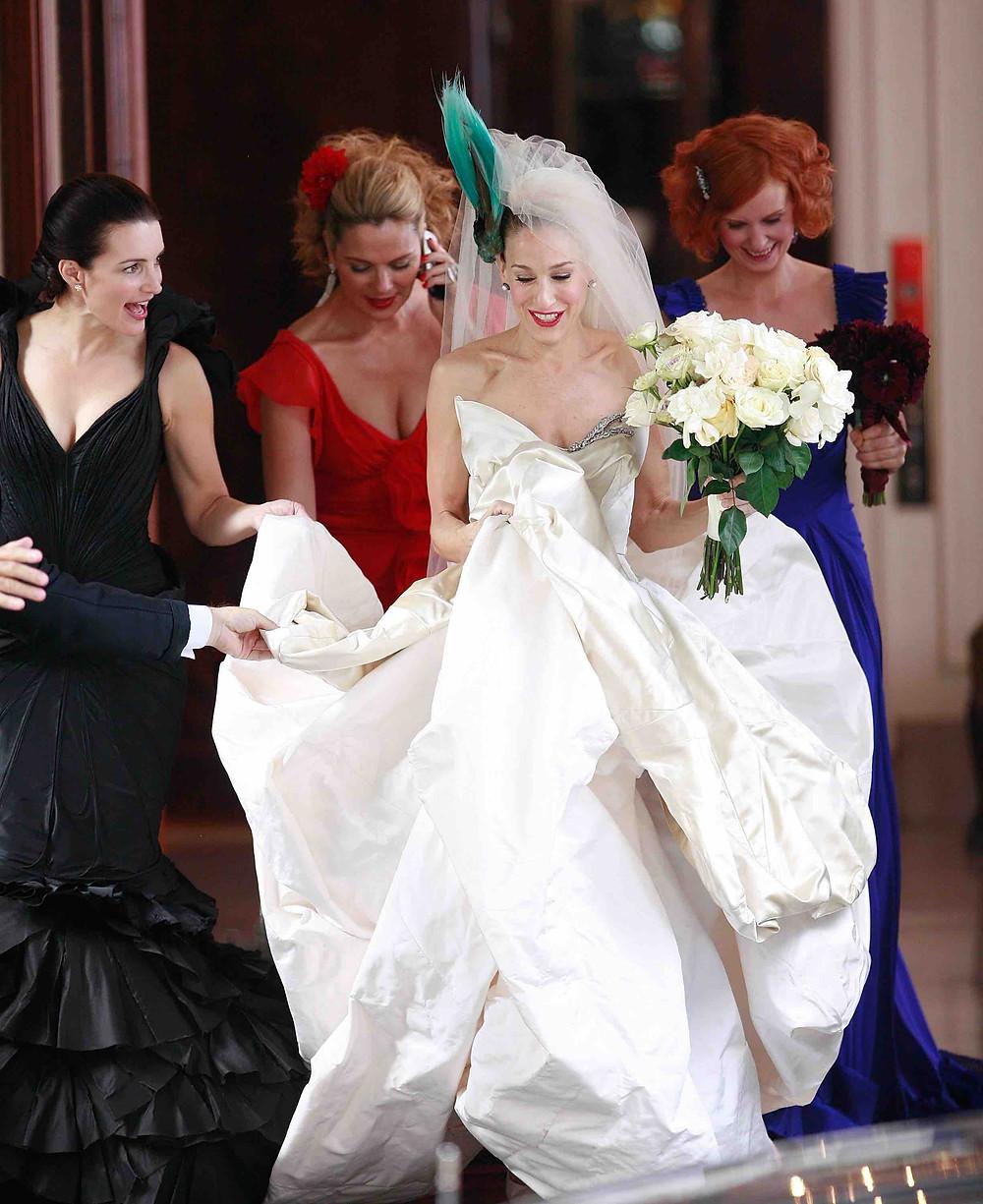 Sarah Jessica Parker Andrei Weddings