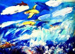 Birds & Fish