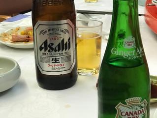 ビールやジュースは瓶が一番