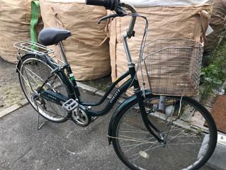 自転車、回収致します。(持ち込み大歓迎)