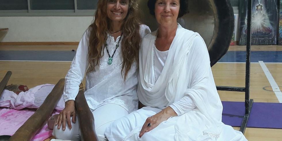 Zoya Vaydner מסע צליל מיוחד עם