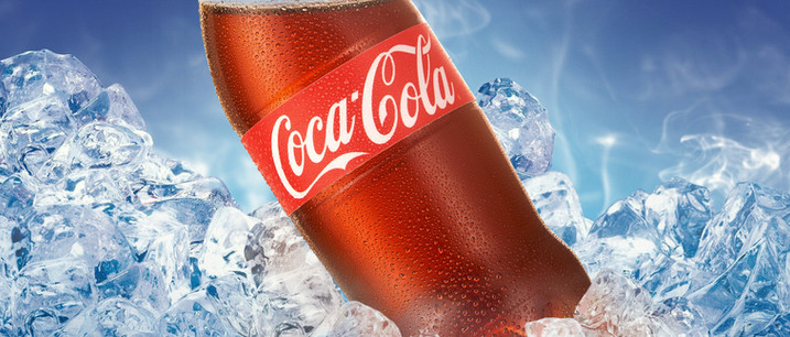 Coca Cola Product Shoot