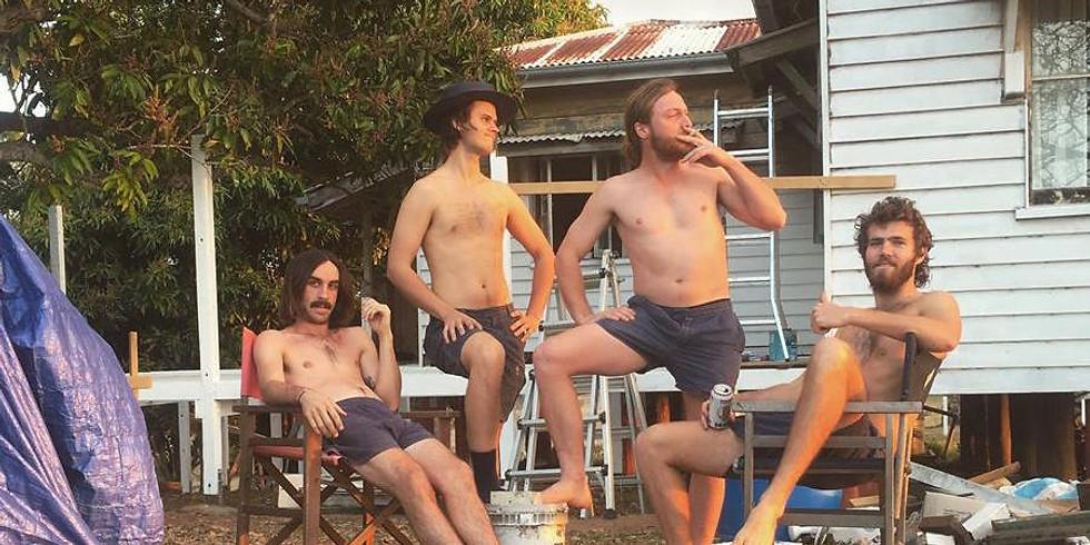 Boing Boing 'Cosmic Australiana' Tour