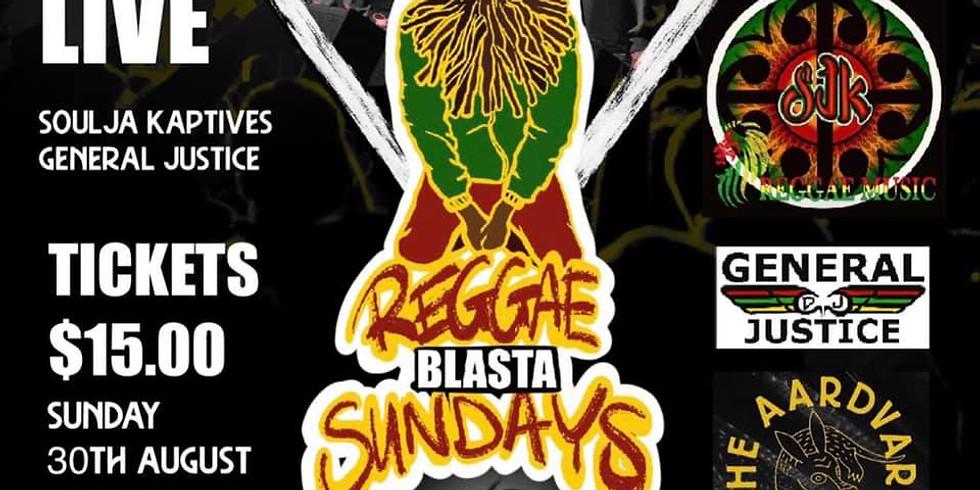 Reggae Blasta Sundays!