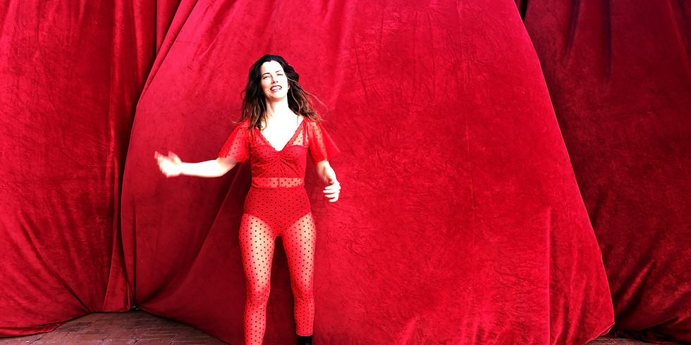 Lucy Peach 'Blood Magic' EP Launch