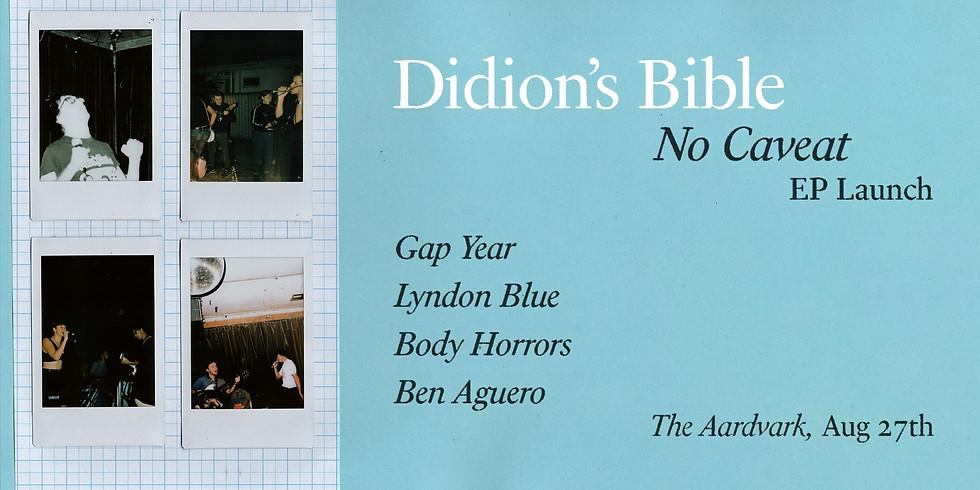 Didion's Bible