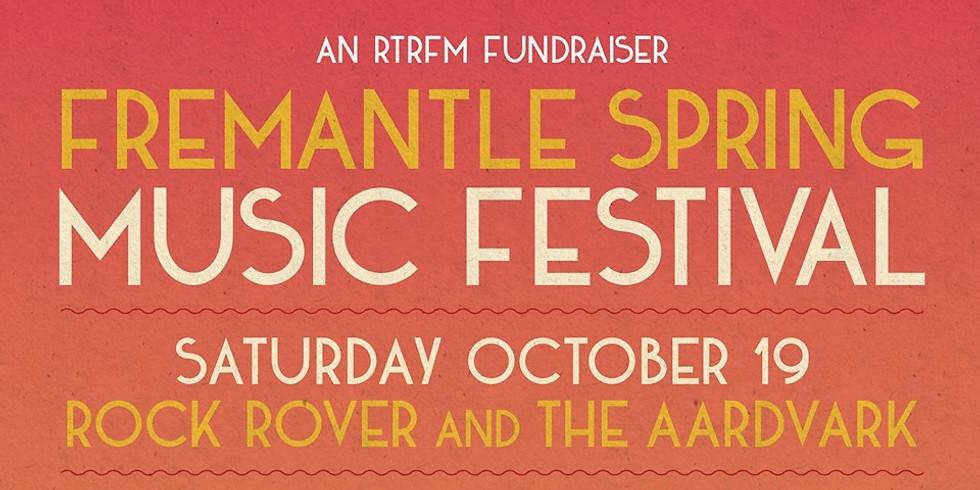 RTRFM's Fremantle Spring Music Festival