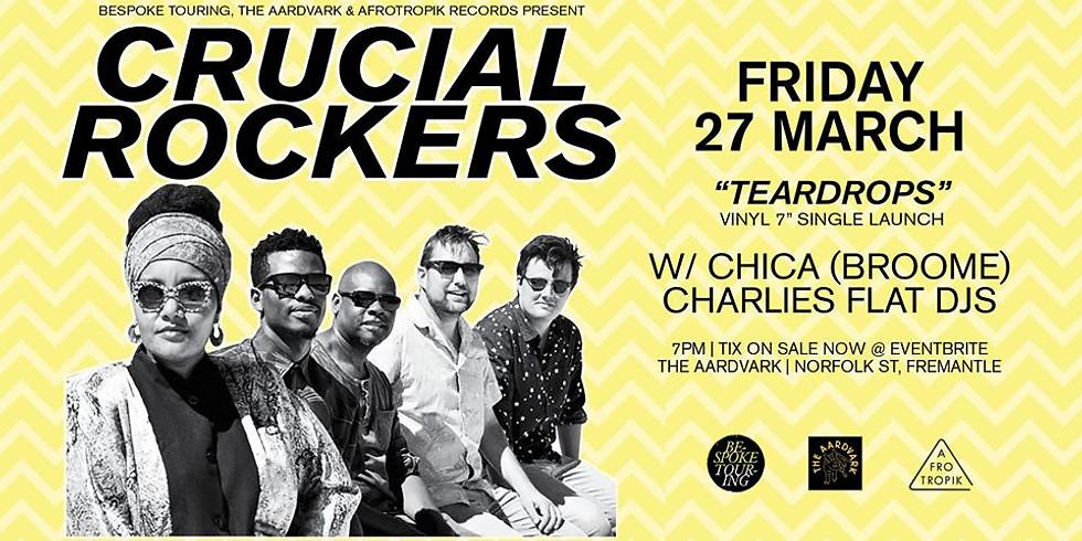 """Crucial Rockers 7"""" Launch"""