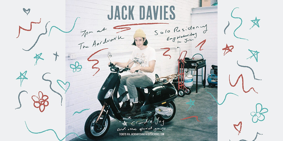 Jack Davies Residency