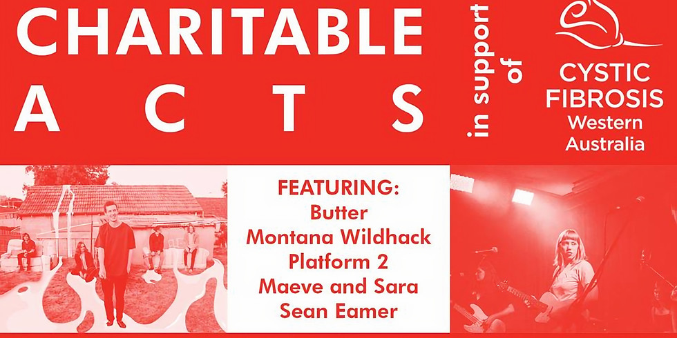Charitable Acts ft. Butter