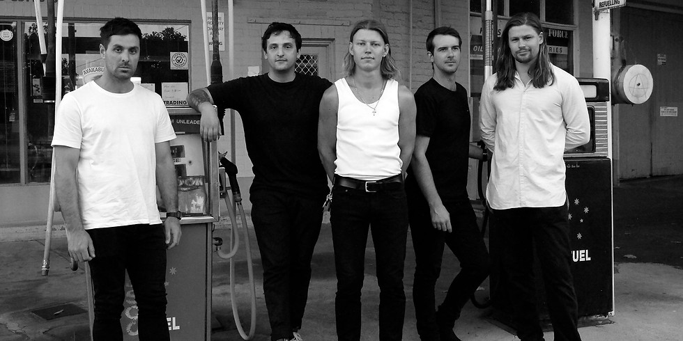 The Spring Peaks 'Coming Of Age' Single Launch