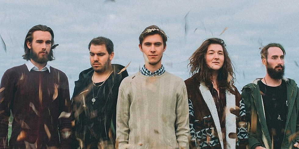 These Winter Nights 'No You Didn't Love' Single Launch