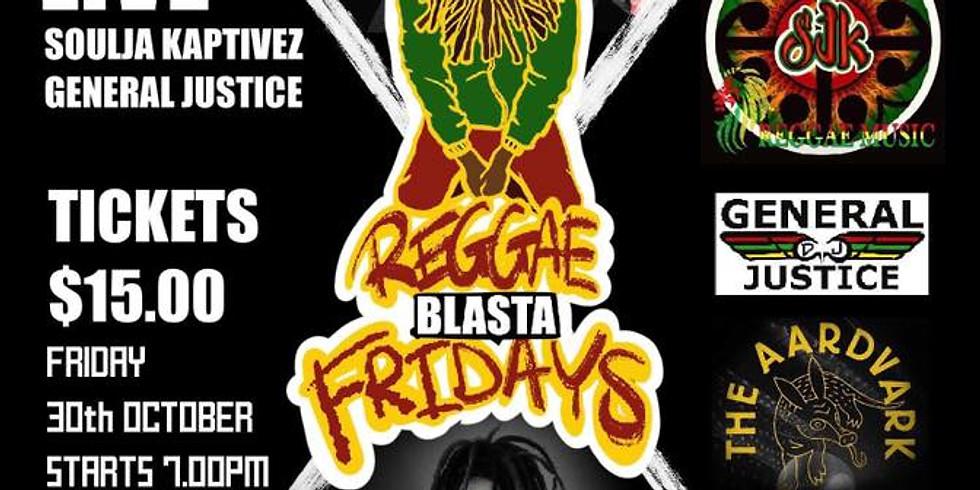 Reggae Blasta Fridays!