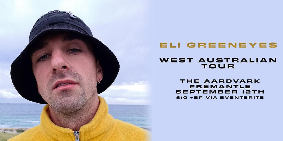 Eli Greeneyes